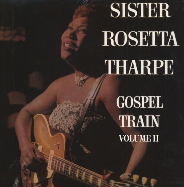 Gospel Train Vol.2 (LP, Cut-Out)
