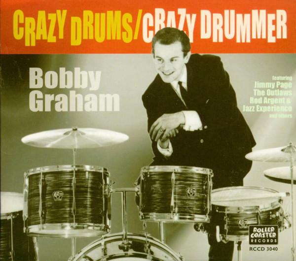 Crazy Drums - Crazy Drummer! (CD)