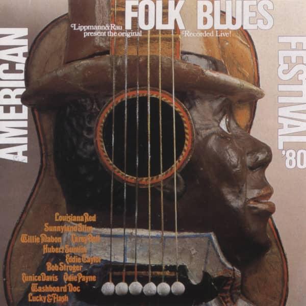 '80 Folk Blues Festival