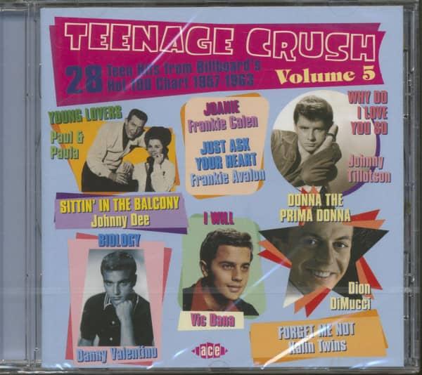 Teenage Crush, Vol.5