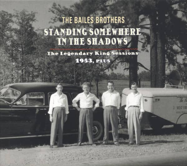Standing Somewhere In The Shadows - 1953,Plus