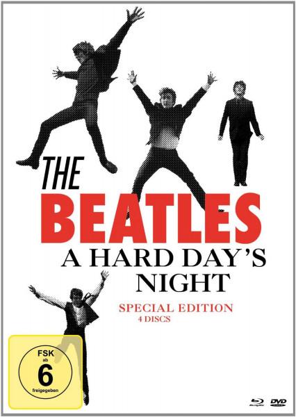 A Hard Day's Night (Blu-ray& 3-DVD)