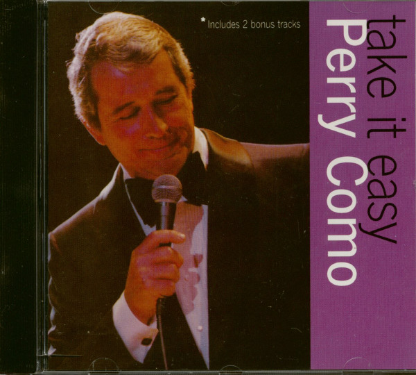 Take It Easy (CD)