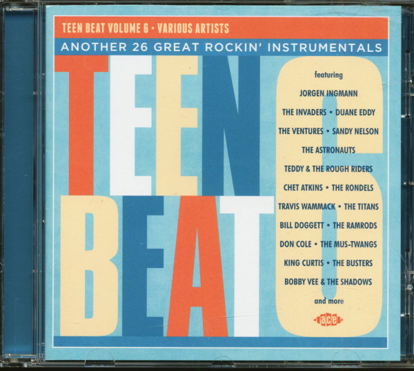 Teen Beat Vol.6 (CD)