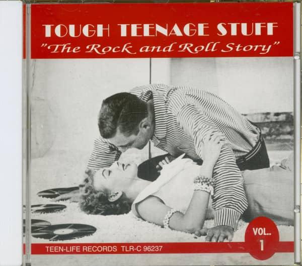 Tough Teenage Stuff - Vol.1 (CD)