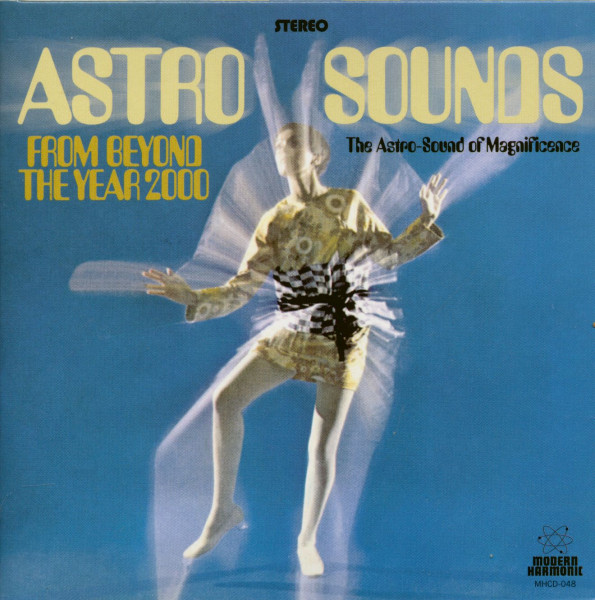 Astro Sounds From Beyond The Year 2000 (CD)