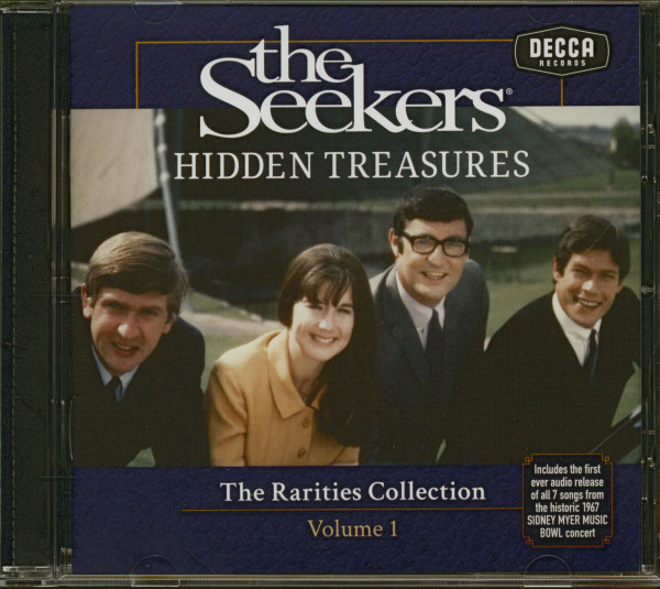 Hidden Treasures Vol.1 (CD)