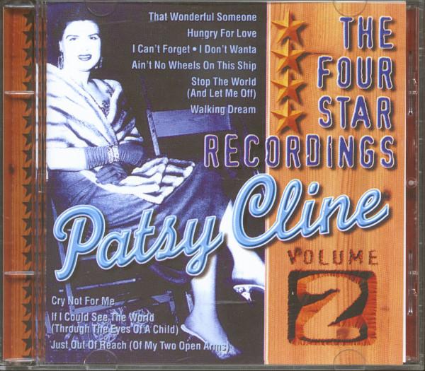 The Four Star Recordings Vol.2 (CD)