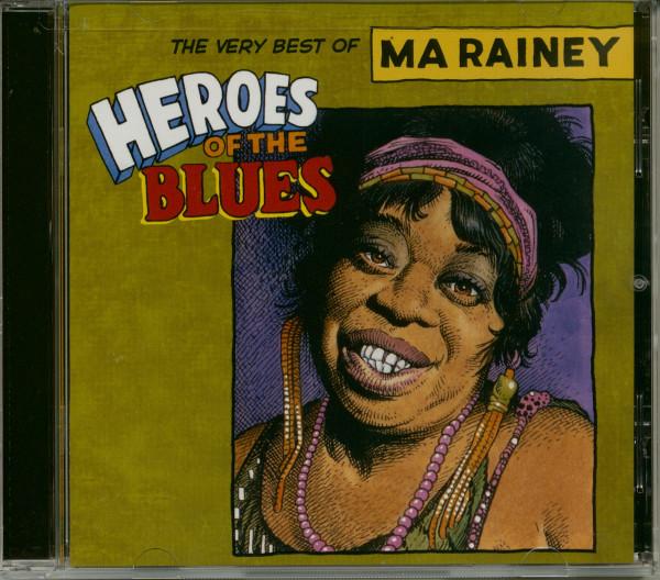 Heroes of the Blues: Very Best of (CD)