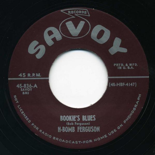 Good Lovin' - Bookie's Blues 7inch, 45rpm