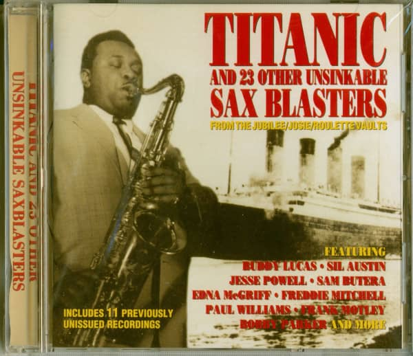 Titanic And Other Unsinkable Sax Blasters (CD)