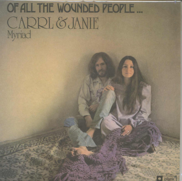 Of All The Wounded People (LP)