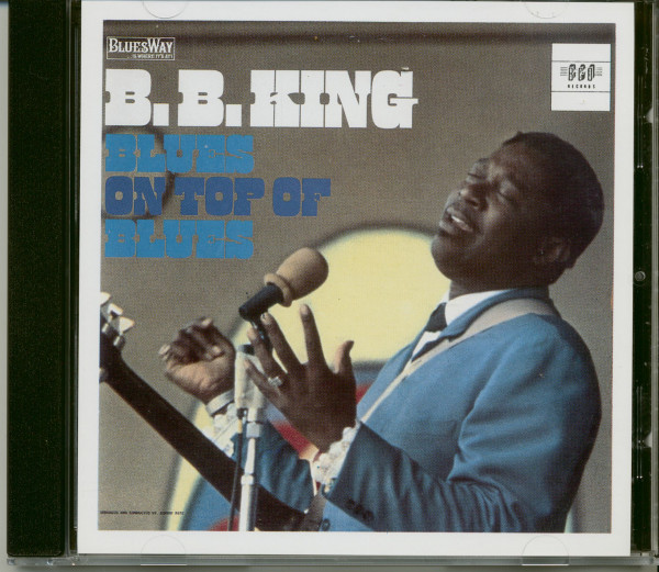 Blues On Top Of Blues (CD)