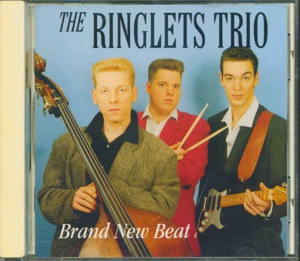 Brand New Beat (CD)