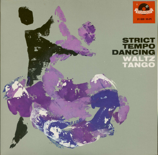 Strict Tempo Dancing - Waltz & Tango (7inch, 45rpm, EP, PS)