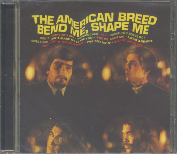 Bend Me, Shape Me (CD)