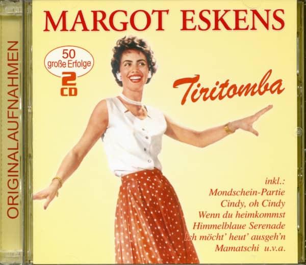 Tiritomba - 50 große Erfolge (2-CD)