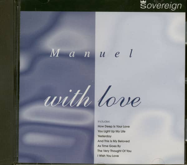 Manuel With Love (CD)