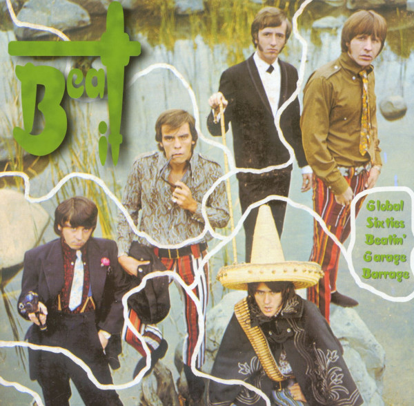 Beat It - Global Sixties Beatin' Garage Barrage (LP)