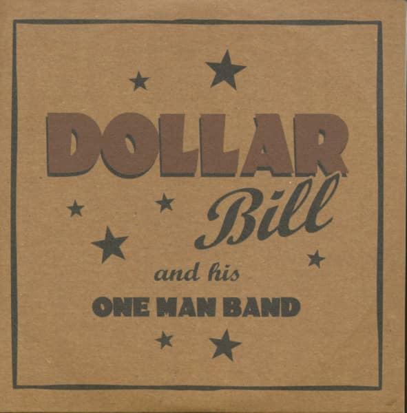 Dollar Bill And His One Man Band (CD Single)