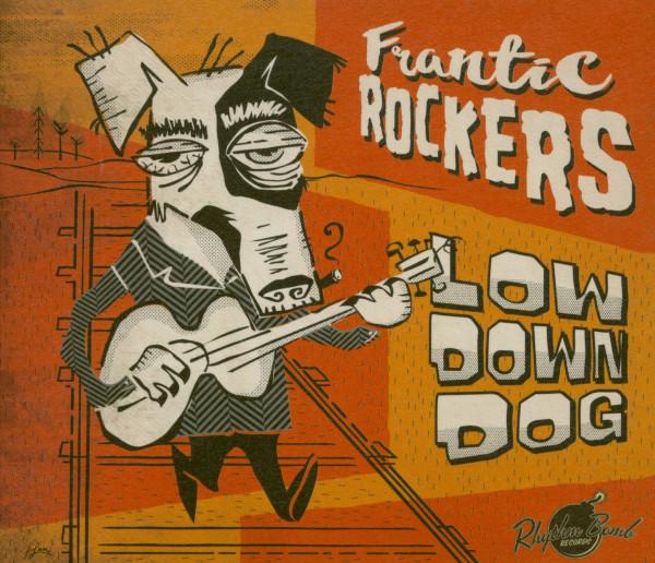 Low Down Dog (CD)