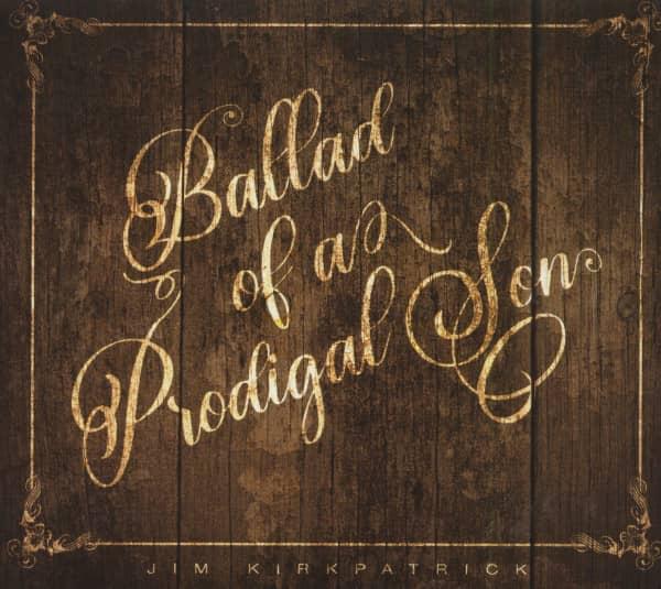 Ballad Of A Prodigal Son (CD)