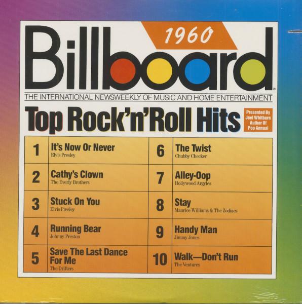 Top Rock & Roll Hits - 1960