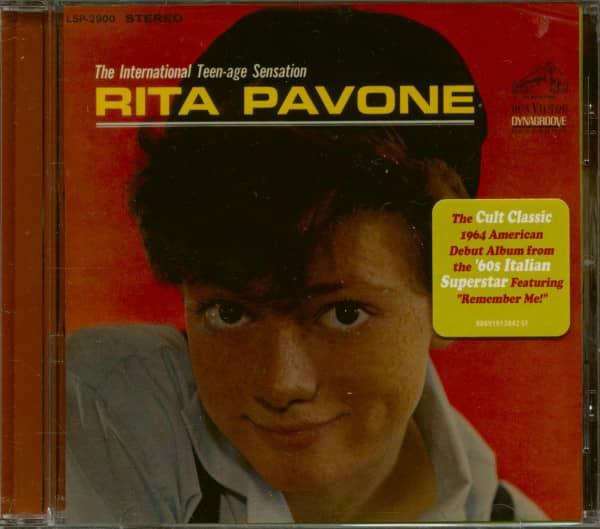 International Teen-Age Sensation (CD)