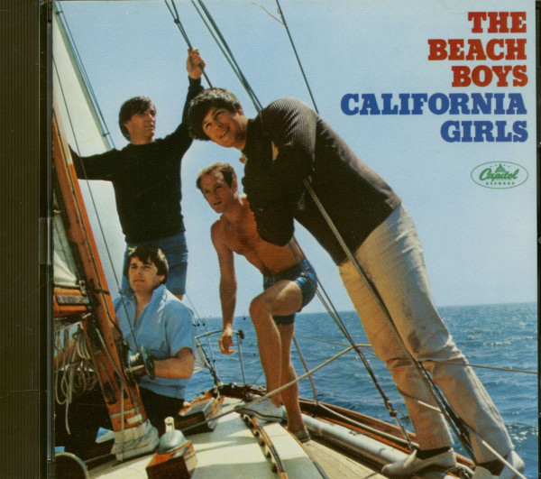 California Girls (CD)