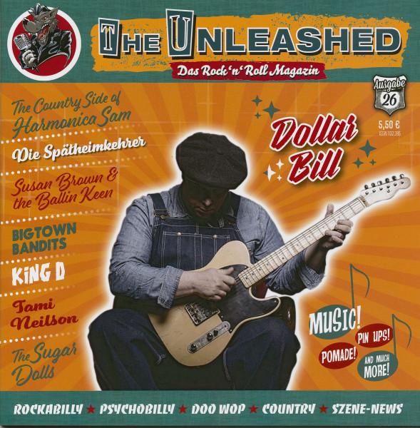 Das Rock'n'Roll Magazin - Ausgabe 26