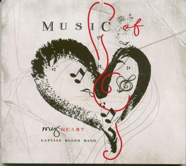 Music Of My Heart (CD)