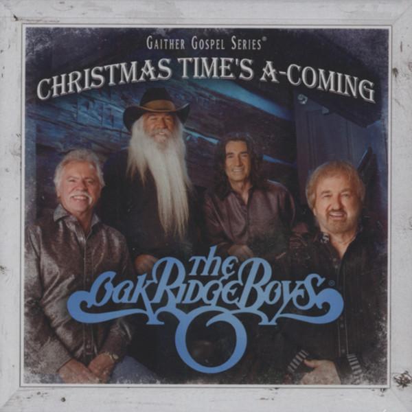 Christmas Time's A-Coming (2012)