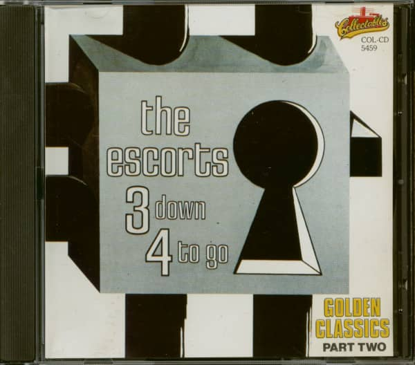 3 Down 4 To Go - Golden Classics Part Two (CD)