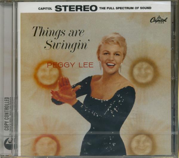 Thing's Are Swingin...plus (CD)