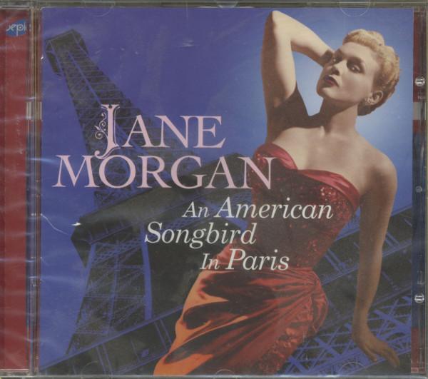 An American Songbird In Paris (CD)