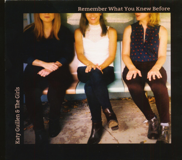 Remember What You Knew Before (CD)