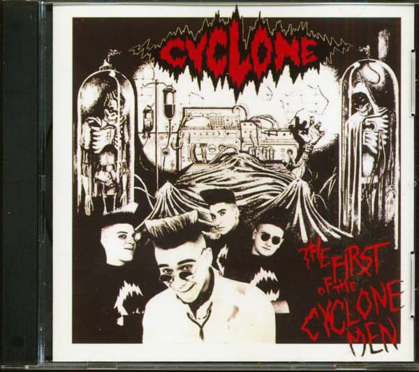The First Of The Cyclone Men (CD)