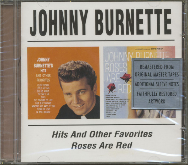 Roses Are Red - Hits And Other Favorites (CD)