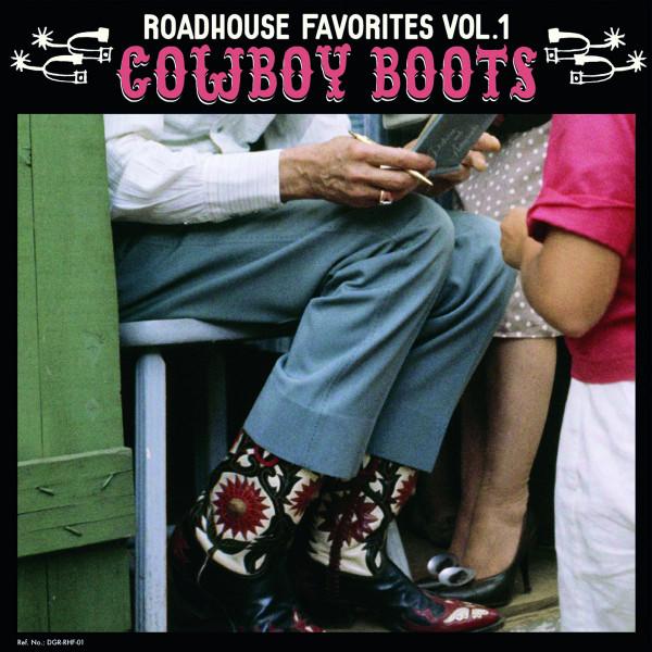 Roadhouse Favorites Vol.1 - Cowboy Boots (LP)
