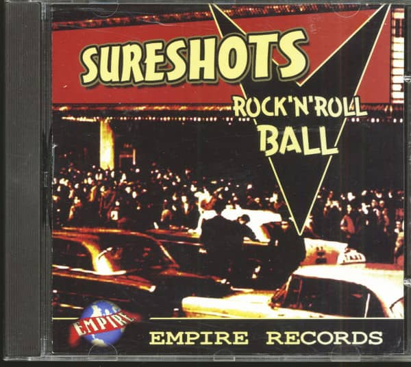 Rock'n'Roll Ball (CD)