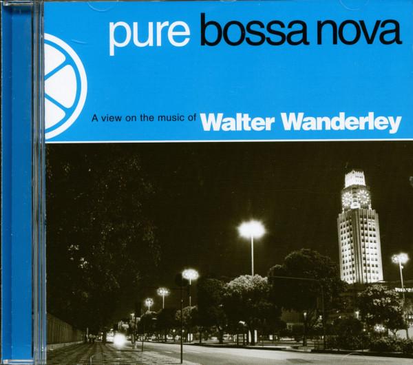 Pure Bossa Nova (CD)