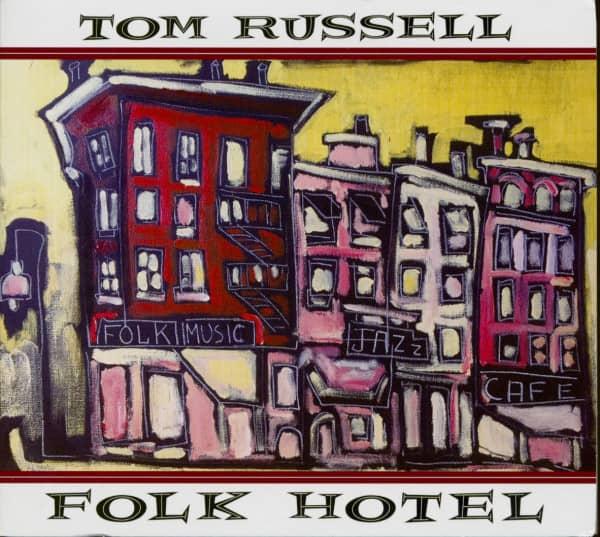 Folk Hotel (CD)