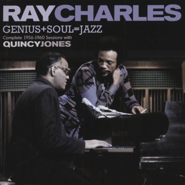 Genius & Soul = Jazz (2-CD)