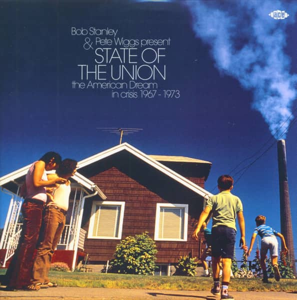 State Of The Union - The American Dream In Crisis 1967-1973 (2-LP, Light Blue Vinyl)