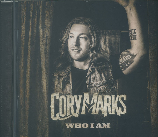 Who I Am (CD)