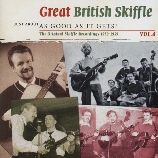 Vol.4, Skiffle - As Good As It Gets (2-CD)
