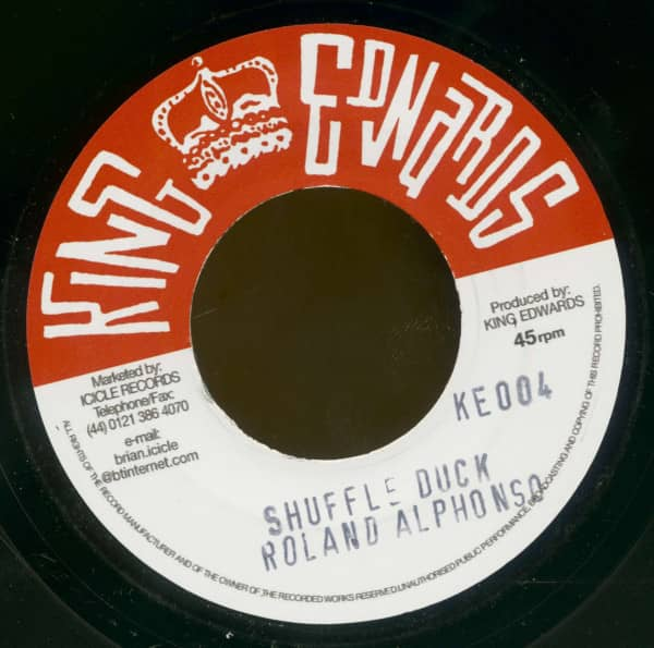 Shuffle Duc - Love Not For Me (7inch, 45rpm, BC)