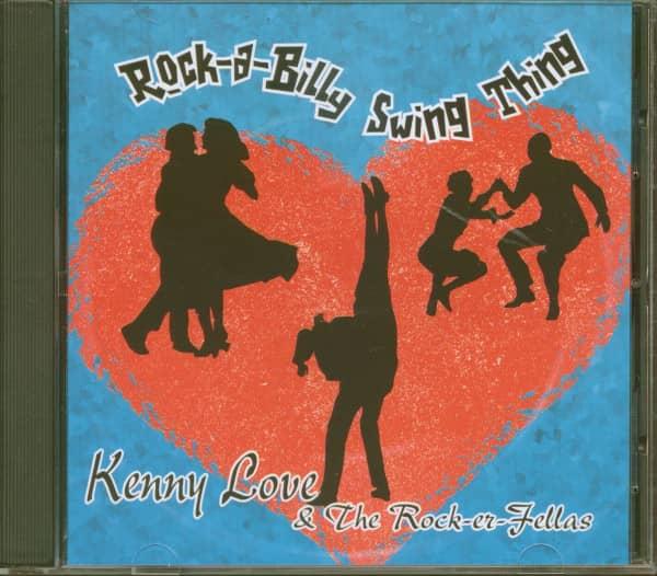 Rock-A-Billy Swing Thing (CD)