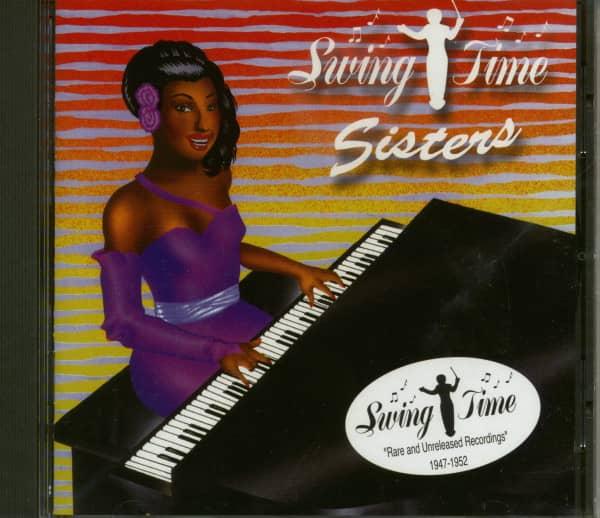 Swing Time Sisters (CD)