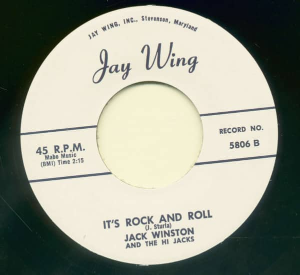 It's Rock And Roll - Shagin' And Dragin' (7inch, 45rpm)